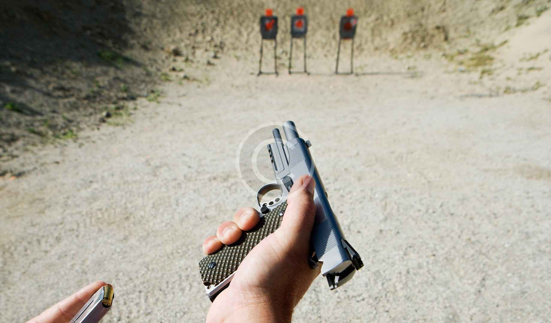 Range 1: Tactical Range