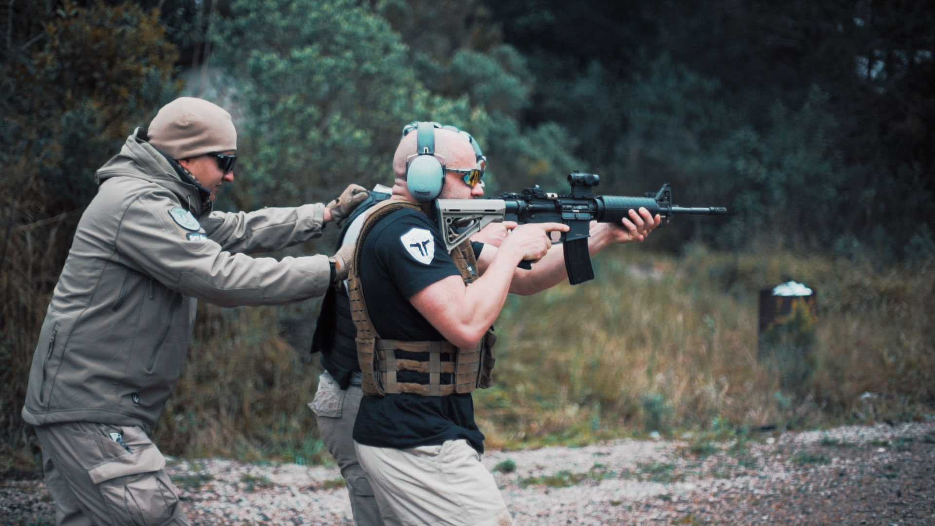 Tiro com Fuzil 5.56mm – Nível 1 (Básico)