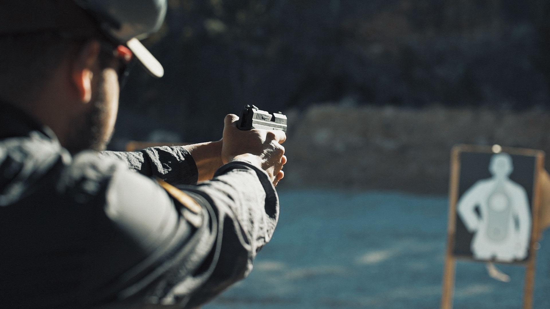 Tiro com Pistola – Nível 2 (Intermediário)
