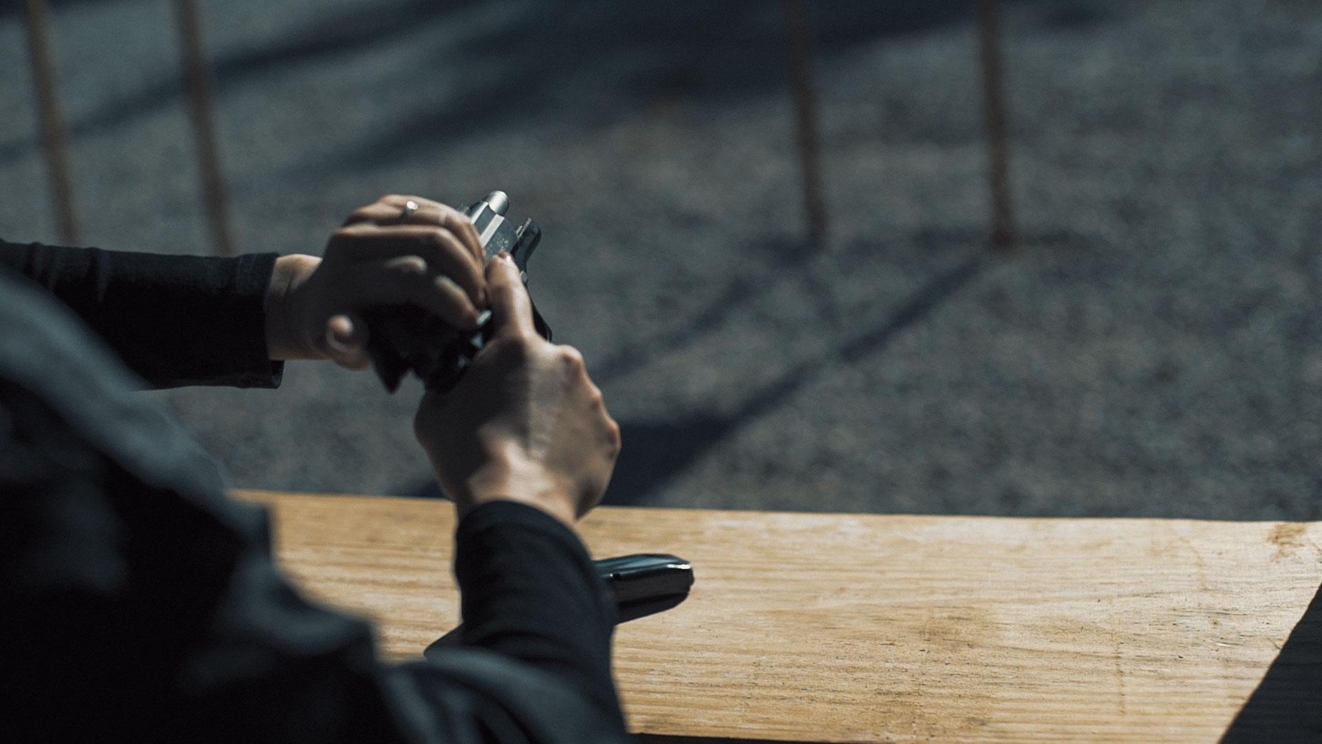 Tiro com Pistola – Nível 3 (Avançado)