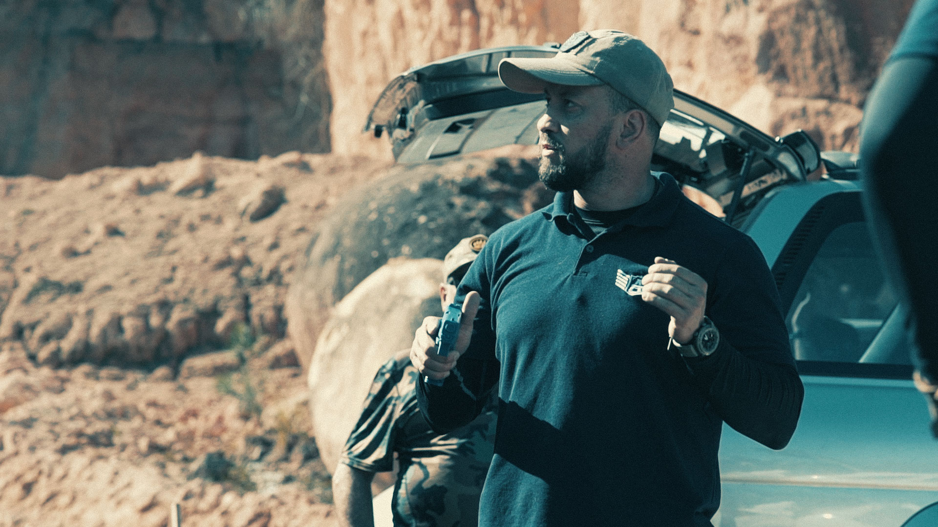 SHOT – Single Handed Operator Tactics