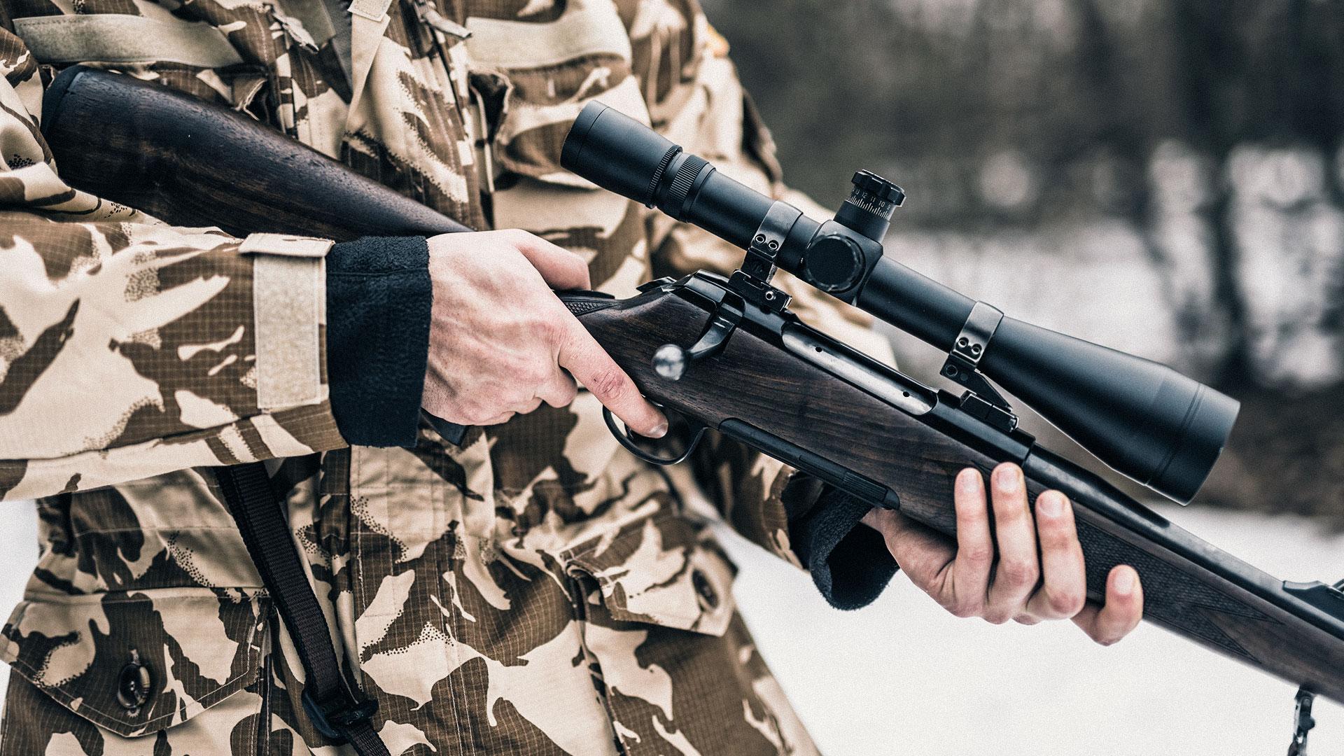Sniper (Caçador)