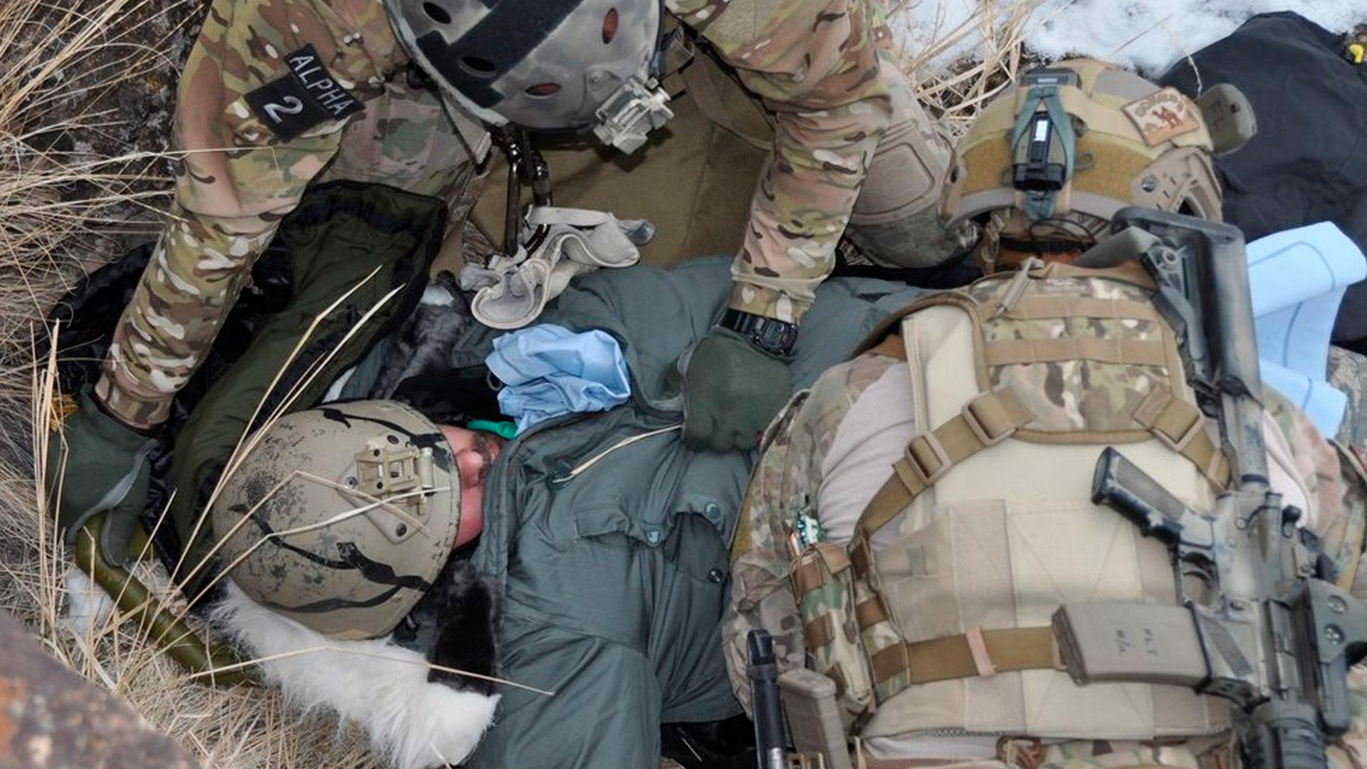 TCCC – Tactical Combat Casualty Care