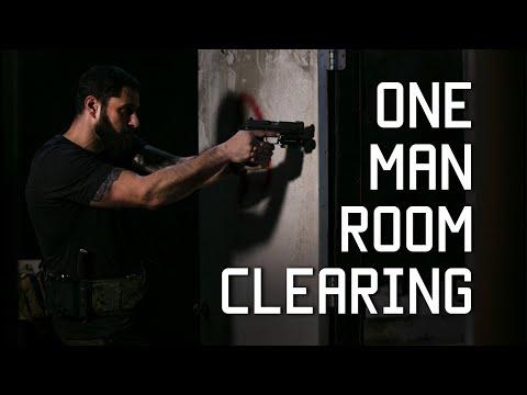 OMRC – One Man Room Clearing – Varredura Individual de Ambientes