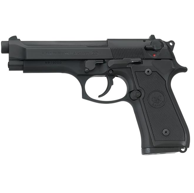 """Pistola Beretta M9 Cal 9mm 15+1 - Cano 4,9"""" - Oxidada - Falcon Armas de Fogo"""