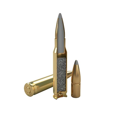 Munição CBC .308 Winchester EXPT 180gr