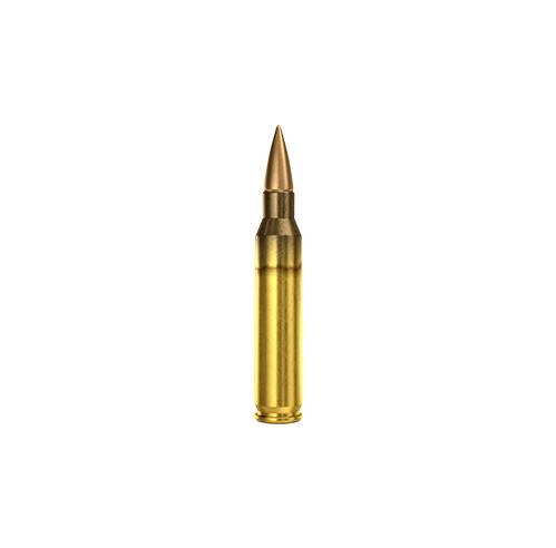 Munição CBC 5,56x45mm OTM Open Tip Match