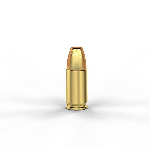Munição CBC 9mm ETPP 147gr
